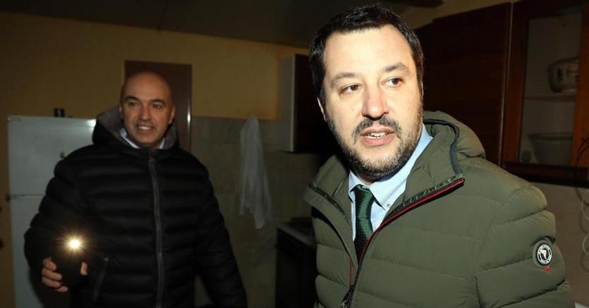 Matteo Salvini : Meglio tornare alla leva obbligatoria